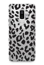 Samsung Samsung Galaxy S9 Plus Handyhülle - Leopard