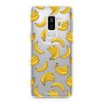FOONCASE Samsung Galaxy S9 Plus - Bananas