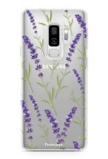 Samsung Samsung Galaxy S9 Plus - Purple Flower