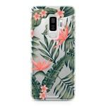 FOONCASE Samsung Galaxy S9 Plus - Tropical Desire