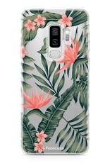 Samsung Samsung Galaxy S9 Plus Handyhülle -Tropical Desire