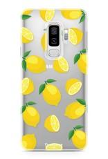 Samsung Samsung Galaxy S9 Plus Handyhülle - Lemons