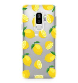 FOONCASE Samsung Galaxy S9 Plus - Lemons