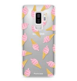 FOONCASE Samsung Galaxy S9 Plus - Ice Ice Baby
