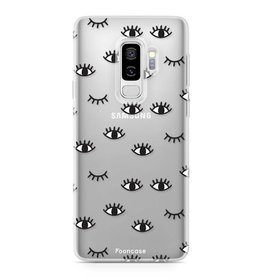 FOONCASE Samsung Galaxy S9 Plus - Eyes