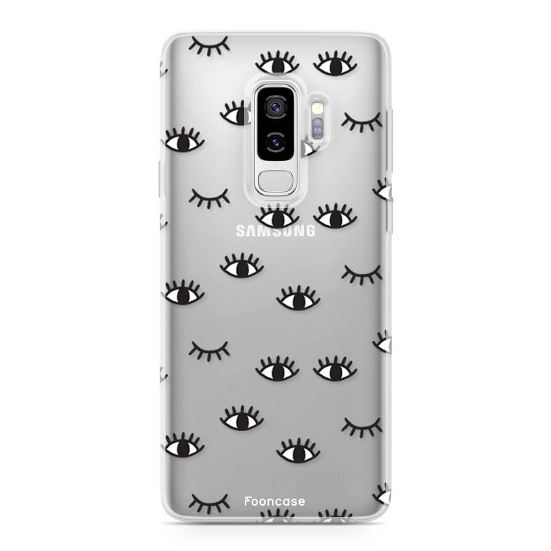 Samsung Samsung Galaxy S9 Plus Handyhülle - Eyes
