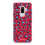 FOONCASE Samsung Galaxy S9 Plus - WILD COLLECTION / Rood