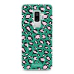 FOONCASE Samsung Galaxy S9 Plus - WILD COLLECTION / Green