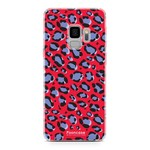 FOONCASE Samsung Galaxy S9 - WILD COLLECTION / Rot
