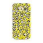 FOONCASE Samsung Galaxy S6 - WILD COLLECTION / Yellow