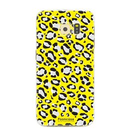FOONCASE Samsung Galaxy S6 - WILD COLLECTION / Yellow