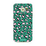 FOONCASE Samsung Galaxy S6 - WILD COLLECTION / Green