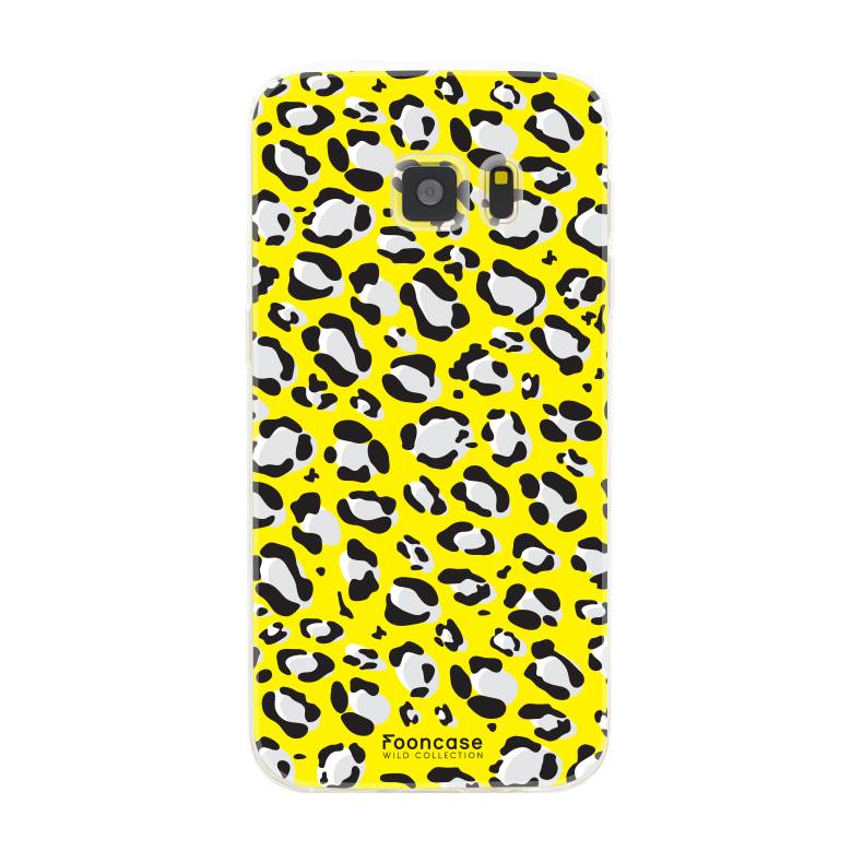 Apple Samsung Galaxy S7 - WILD COLLECTION / Gelb