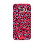 FOONCASE Samsung Galaxy S7 - WILD COLLECTION / Rot