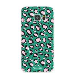 Apple Samsung Galaxy S7 - WILD COLLECTION / Groen