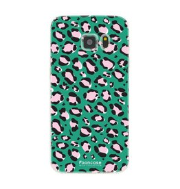 FOONCASE Samsung Galaxy S7 - WILD COLLECTION / Green