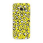 FOONCASE Samsung Galaxy S7 Edge - WILD COLLECTION / Yellow