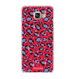 FOONCASE Samsung Galaxy A5 2017 - WILD COLLECTION / Red