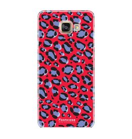 FOONCASE Samsung Galaxy A5 2017 - WILD COLLECTION / Rot
