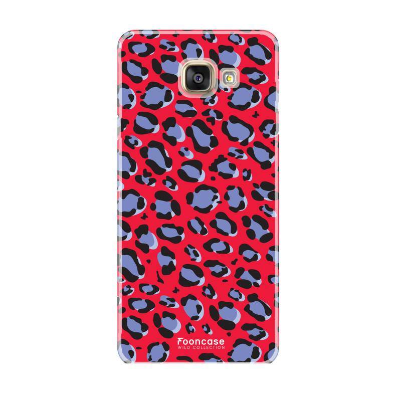 Apple Samsung Galaxy A5 2017 - WILD COLLECTION / Rot