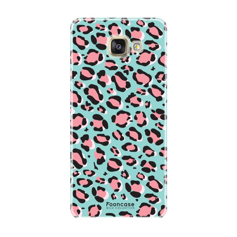 Apple Samsung Galaxy A5 2017 - WILD COLLECTION / Blau