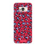 FOONCASE Samsung Galaxy S8 - WILD COLLECTION / Red