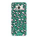 FOONCASE Samsung Galaxy S8 - WILD COLLECTION / Groen