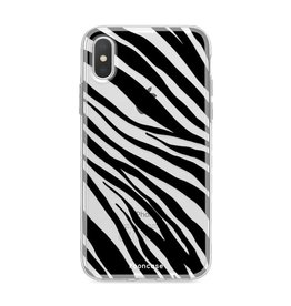 FOONCASE Iphone XS - Zebra