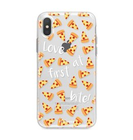 FOONCASE Iphone XS - Pizza