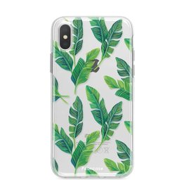 FOONCASE Iphone XS - Banana leaves
