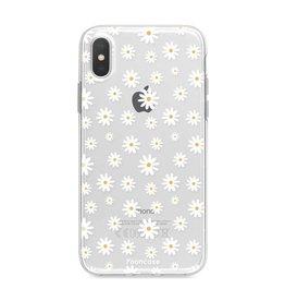 FOONCASE Iphone XS - Gänseblümchen