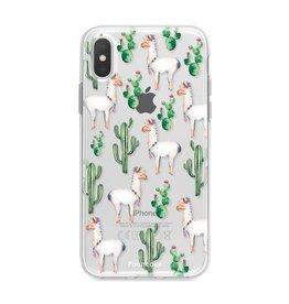 FOONCASE Iphone XS - Lama