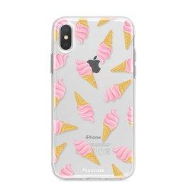 FOONCASE Iphone XS - Ice Ice Baby