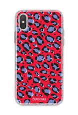 Apple Iphone XS - WILD COLLECTION / Red