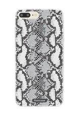 FOONCASE iPhone 7 Plus hoesje TPU Soft Case - Back Cover - Snake it / Slangen print