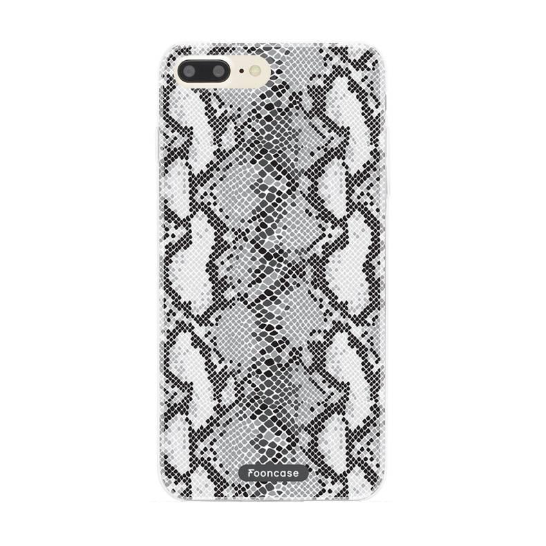 FOONCASE | Snake Print Cover per Iphone 7 Plus