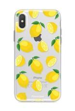 FOONCASE Iphone XS Max Handyhülle - Lemons