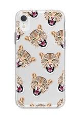 FOONCASE Iphone XR Handyhülle - Cheeky Leopard
