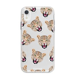 FOONCASE Iphone XR - Cheeky Leopard