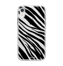 FOONCASE Iphone XR - Zebra