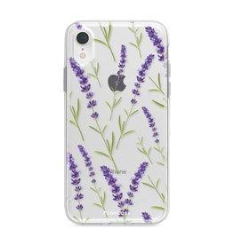 Apple Iphone XR - Purple Flower