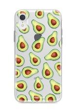 Apple Iphone XR hoesje - Avocado