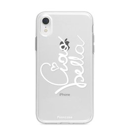 FOONCASE Iphone XR - Ciao Bella!