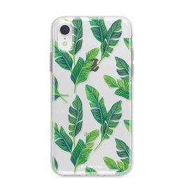 FOONCASE Iphone XR - Bananenblätter