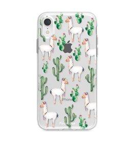 FOONCASE Iphone XR - Lama