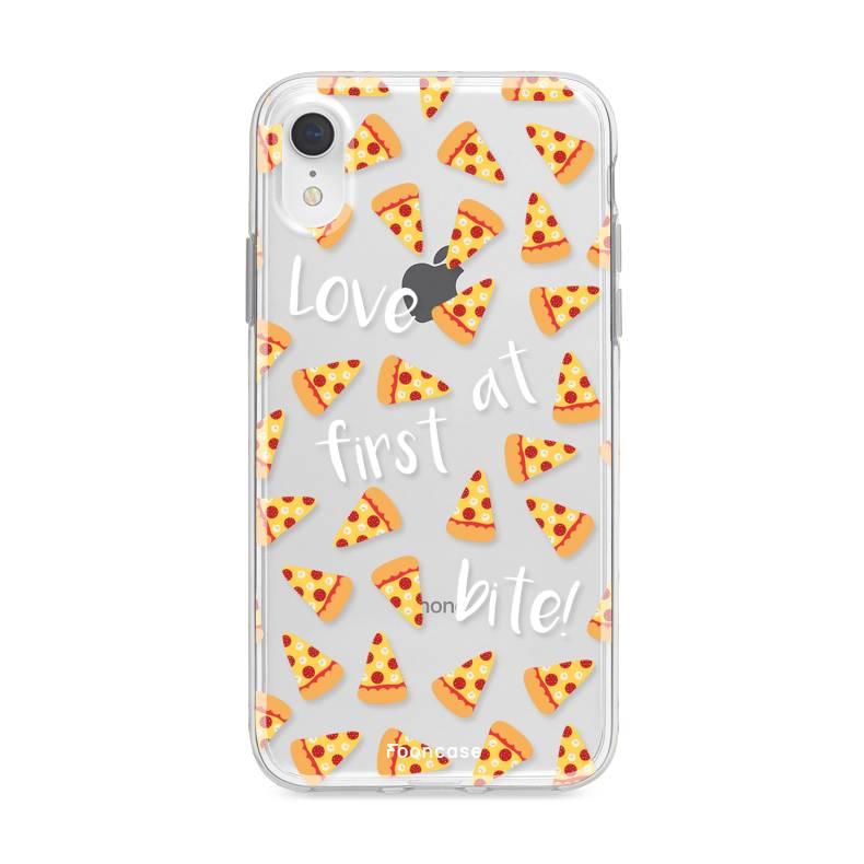 Apple Iphone XR hoesje - Pizza