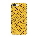 FOONCASE Iphone 7 Plus - POLKA COLLECTION / Ocher Yellow