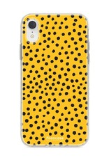 Apple Iphone XR - POLKA COLLECTION / Oker Geel