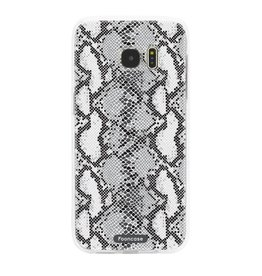 FOONCASE Samsung Galaxy S7 Edge - Snake it!