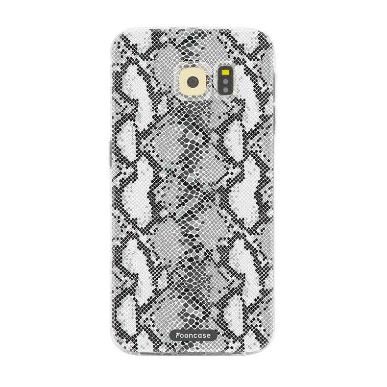 Samsung Samsung Galaxy S6 hoesje - Snake it!